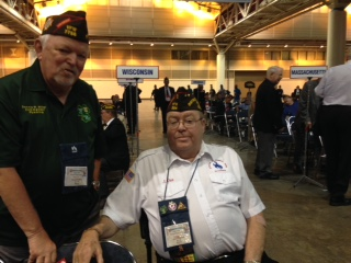 VFW National Convention, New Orleans, LA. July 2017